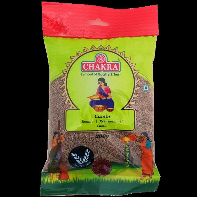 Chakra Cumin (Komijnzaad)