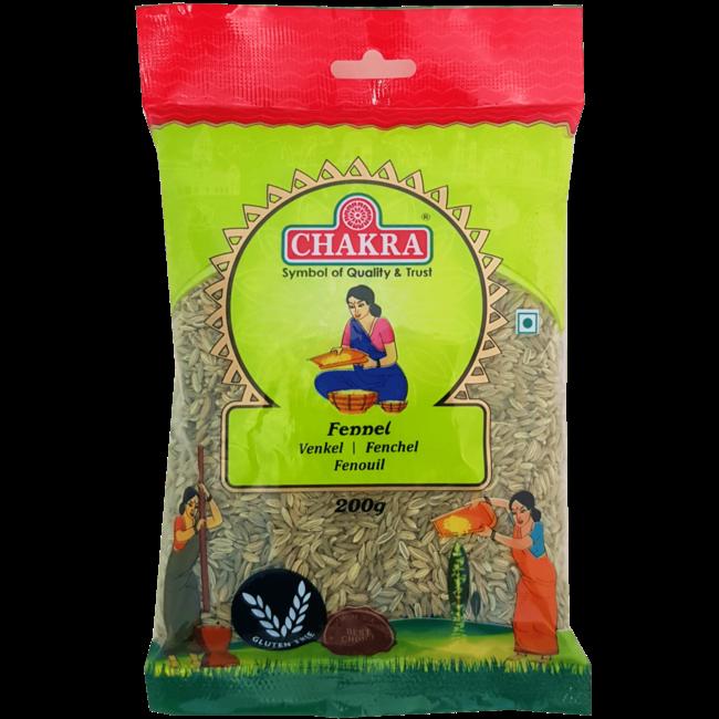 Chakra Fennel (Venkelzaad)