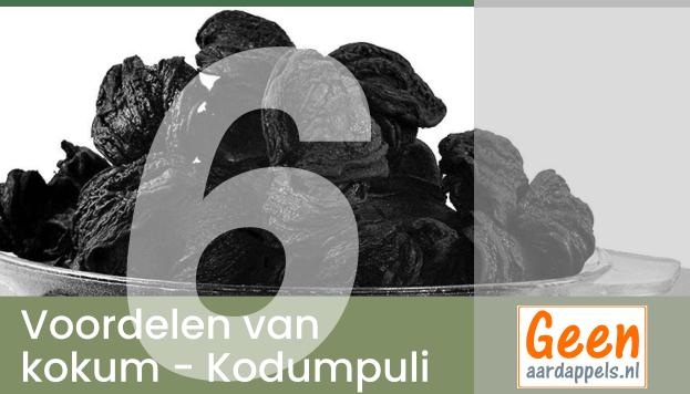 6 Voordelen Van Kokum - Kodumpuli