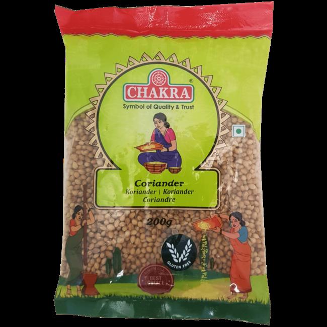 Chakra Coriander Seed (Korianderzaad)