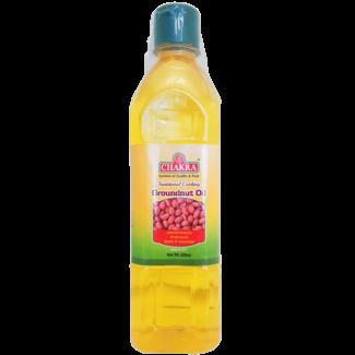 Chakra Groundnut Oil, 500 ml