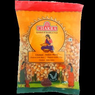 Chakra Yellow Maize -  Corn, 500 gr