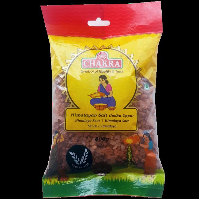Chakra Himalayan Salt (Himalaya Zout), 500 gr