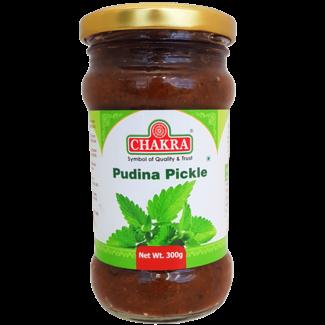 Chakra Pudina Pickle (munt), 300 gr