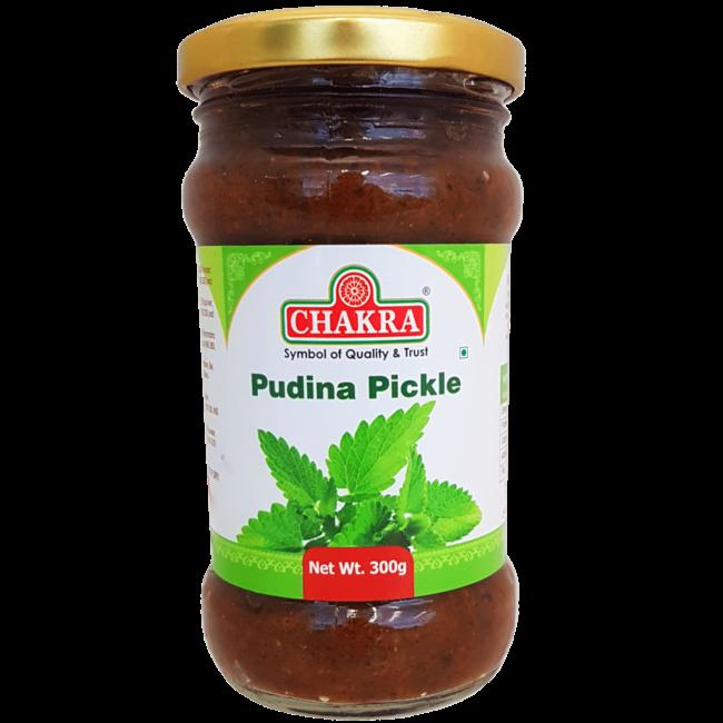 Chakra Pudina Pickle, 300 gr