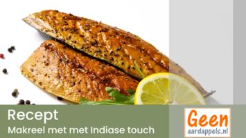 Geef makreel de smaak van India met dit eenvoudige recept