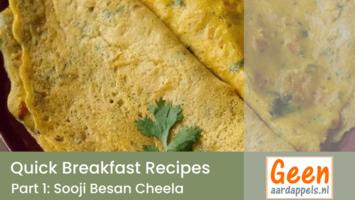 Quick Breakfast Recipes Part 1