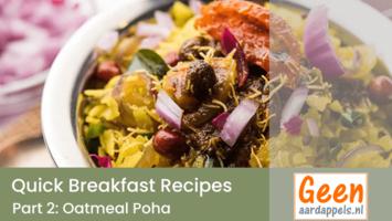 Quick Breakfast Recipes Part 2