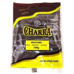Chakra Mosterdzaad, 100gr