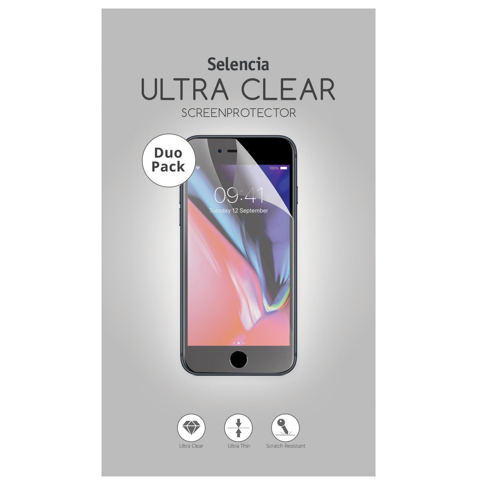 Selencia Duo Pack Ultra Clear Screenprotector voor de Honor 20 Lite