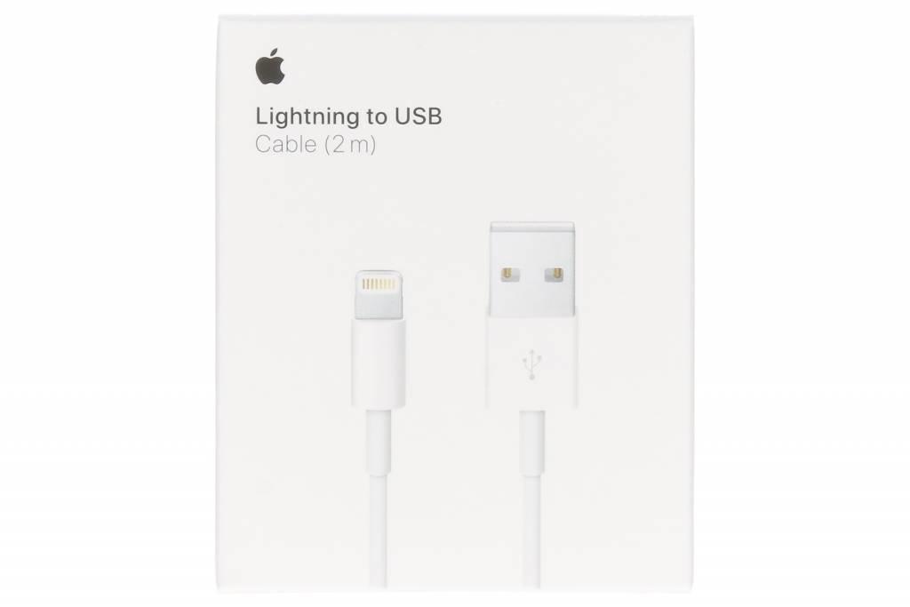 Apple Originele Lightning naar USB-kabel 2 meter