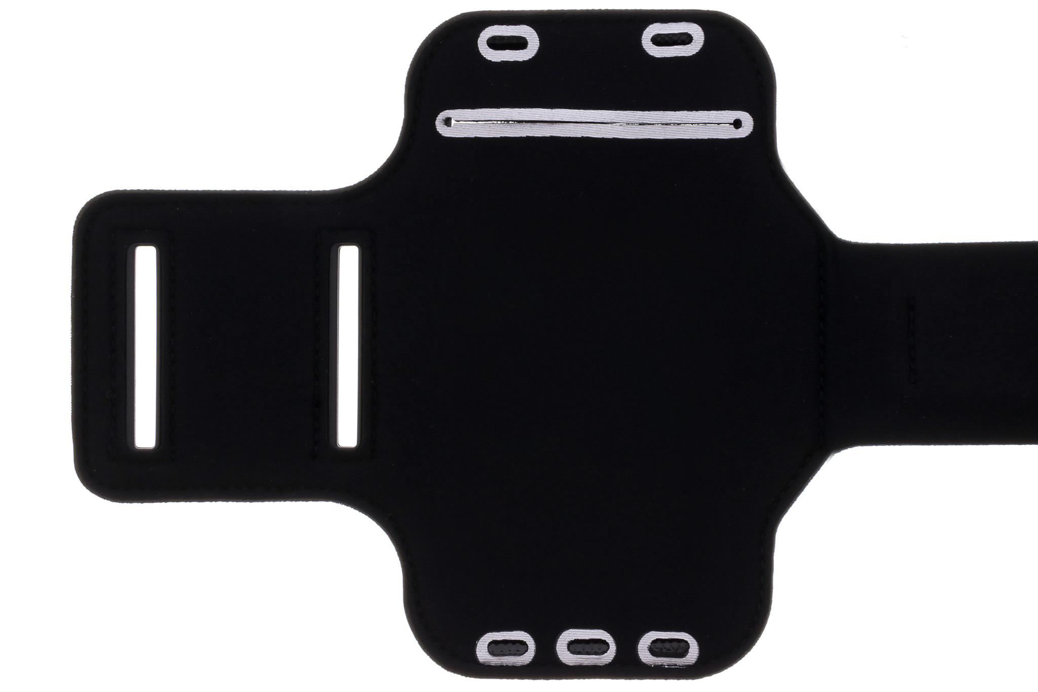 Sportarmband voor de Huawei Mate 30 Lite - Zwart