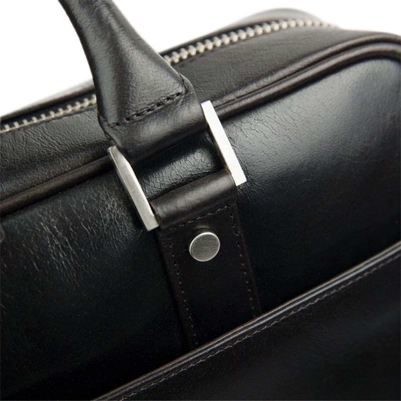 dbramante1928 Rosenborg Leder Laptoptas 16 inch - Dark Brown