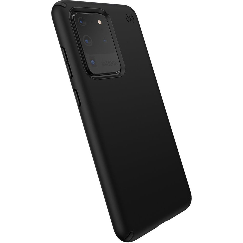 Speck Presidio Pro Backcover voor de Samsung Galaxy S20 Ultra - Zwart