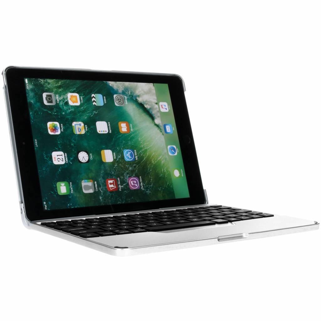 Bluetooth Keyboard iPad (2018) / (2017) / Air (2) / Pro 9.7 - Zilver