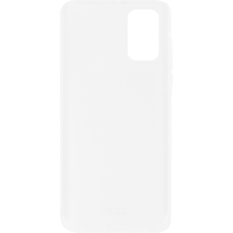 Azuri Slim Backcover voor de Samsung Galaxy A41 - Transparant