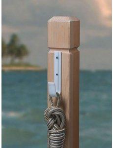 BoatMates Utility Hook White