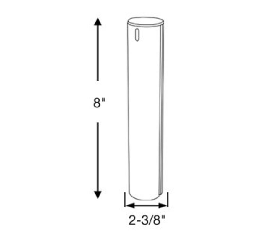 """Plug In Locking Post 08"""" 2-3/8"""" (6 cm)"""