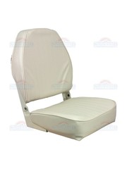 Springfield Economy Highback chair boat weiß