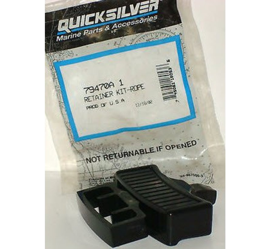 Quecksilber Retainer Kit Seil