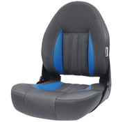Tempress ProBax® High back boat seat Blue / gray
