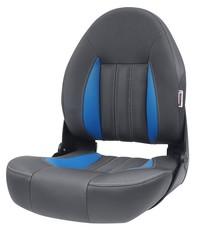 Tempress ProBax® Hoge rug Bootstoel Blauw/grijs