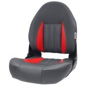 Tempress ProBax® Hög Back Boat Seat Röd / Grå