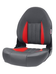 Tempress ProBax® High back boat seat Red / Gray