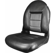 Tempress Navistyle ™ High Back Boat seat Black / Wave Rocket