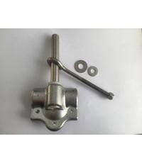 Alumacraft Set Klampriem Eye bolt, Oarlock 2 pieces