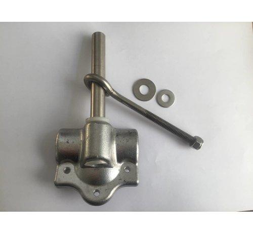 Alumacraft Set Klampriem Eye boulon, Oarlock 2 pièces
