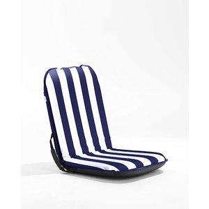 Comfort Seat Klassische Regular Blue White Stripe