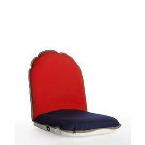Comfort Seat Aventure Compact Vermillion Red-Blue