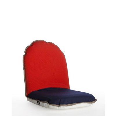 Comfort Seat Adventure Compact Vermillion Red-Blue