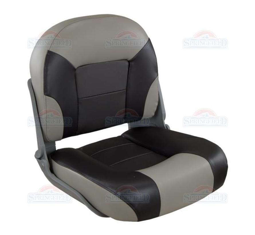 Premium Skipper Boot Stuhl Charcoal / Grey / Meteor