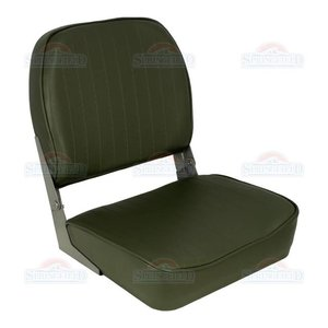 Springfield Economy Low Back Boat chair OD Green