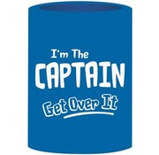 BoatMates Peut RefroidisseurI'm The Captain Get over it