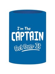 BoatMates Can Cooler I'm The Captain Get over it