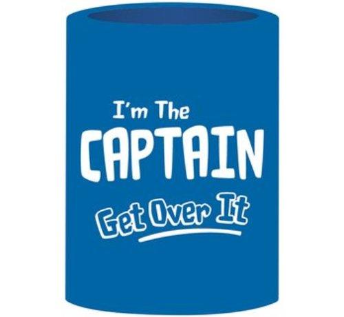 BoatMates Peut RefroidisseurI'm The Captain Get over it