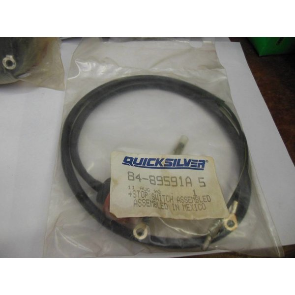Quicksilver Switch Assy