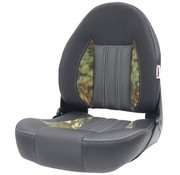 Tempress ProBax® High back boat chair Kryptek