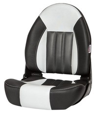 Tempress ProBax® High Back Boots Sitze Black/Gray/Carbon