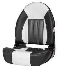Tempress ProBax® Hoge rug Bootstoel Black/Gray/Carbon
