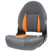 Tempress ProBax® Hög rygg Boot stol Orange/Charcoal