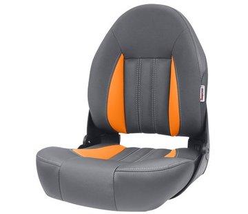 Tempress ProBax® haut dossier de démarrage Orange/Charcoal
