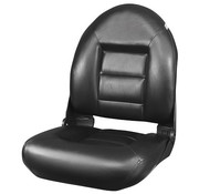Tempress Navi Style ™ Hög Back Boat Seat All Black