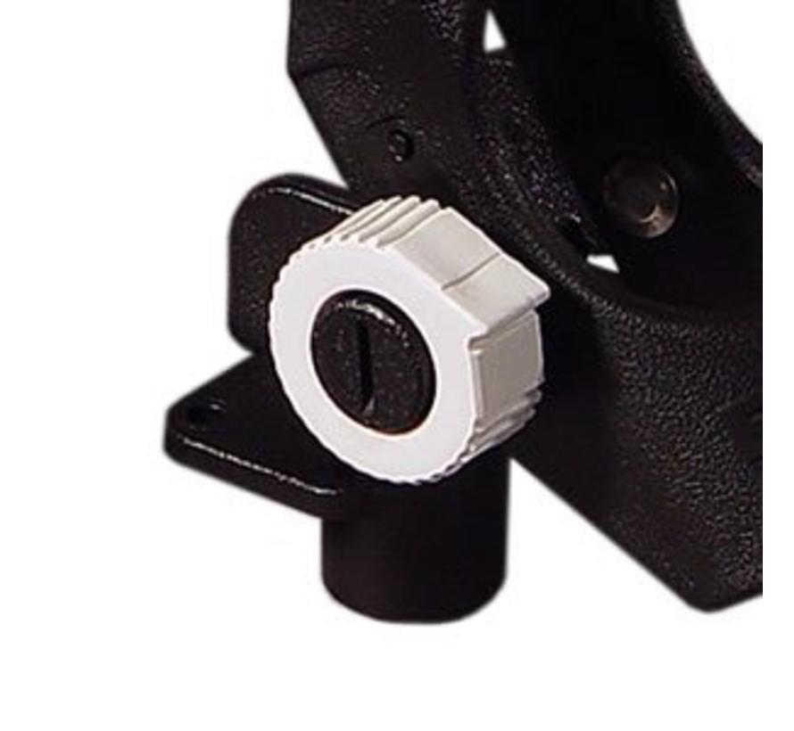 Tempress Fish-On! BLK Rod Holder incl flush mount 2 in pack