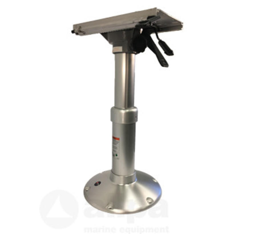 Adjustable Mainstay Pedestal, Gas powered