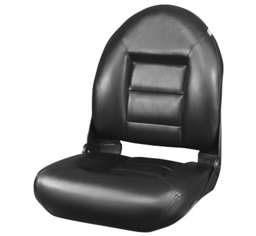 Navistyle ™ High Back Boat seat All Black **