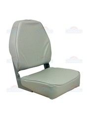 Springfield Economy Highback chair boat Gray